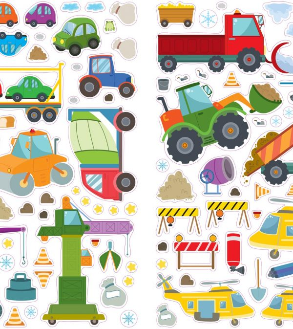 Stickers Transport RUS .indd